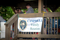 Mary Blanford - Campbell Family Reunion