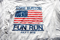 Lake Burton Fun Run 2018